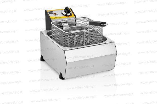 friggitrice elettrica 8 lt