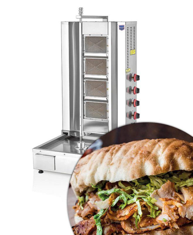 Kebab e hot dog